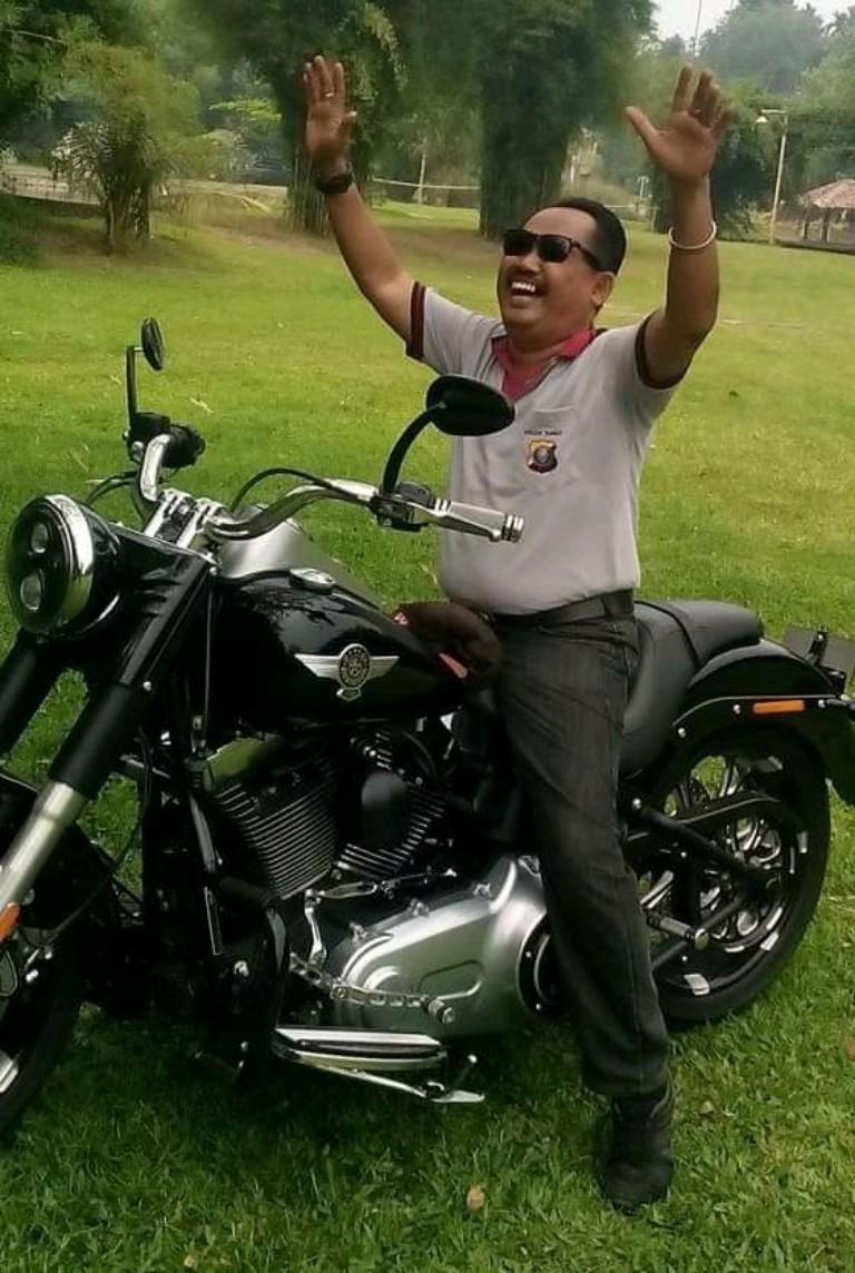 Baharuddin Saputra SH : Selalu Ikhlas Untuk Berbuat Baik