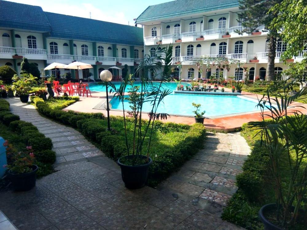 Tingkat Akupansi Hunian Hotel Di Berastagi Mulai Diserbu Wisatawan