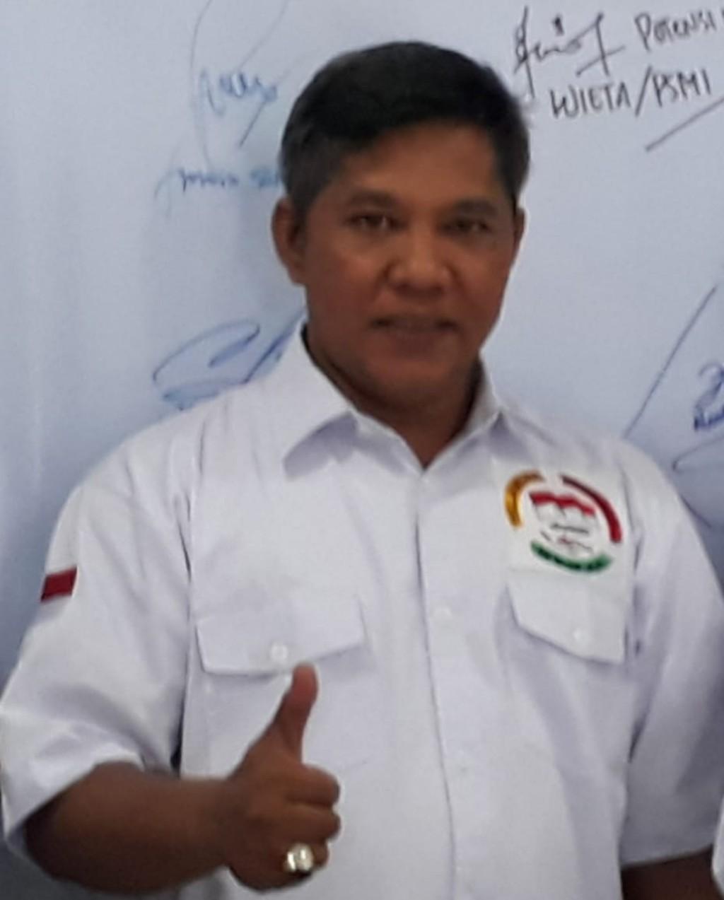 Relawan Jokowi RIK Dukung RHS – ZW Pilkada Simalungun