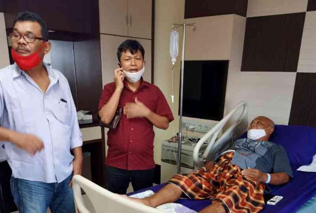 Ketua Gapoktan Naga Jaya Resmi Ditahan