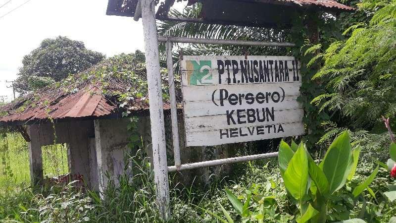 Demi Proyek Kota Deli Megapolitan, PTPN 2 Intimidasi Pensiunan