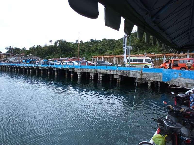 Tumpukan Mobil Mengantri di Tiga Ras, Ferry Layani Penyeberangan Secara Go Show
