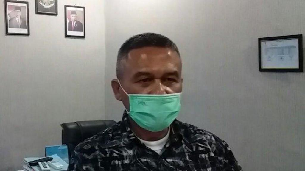 Jubir Gugus Tugas Covid-19 Asahan, Rahmad Hidayat Siregar S.Sos, M.Si