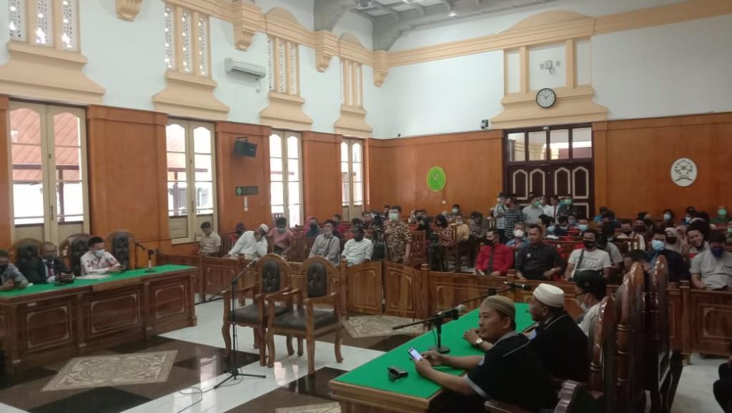 KAUM Kecewa Atas Putusan Prapid Ketua KAMI Medan