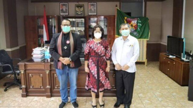 Anggota DPD RI Badikenita Putri Sitepu Perlunya Wawasan Kebangsaan Bagi Millineal