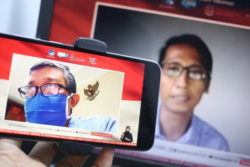 Media Dapat Berperan Bangun Masyarakat Sadar Vaksin