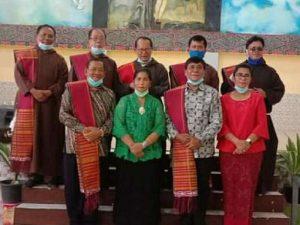 Kader Awam Rapidin Simbolon Didukung Memimpin Kembali Kabupaten Samosir