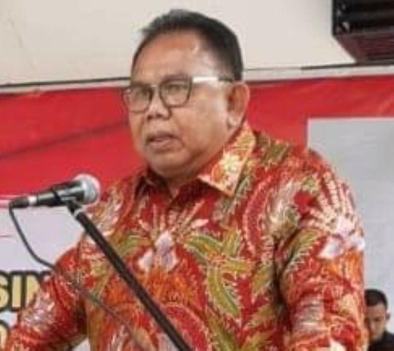 Ketua DPRD SU: Ratusan Hektar Kawasan Hutan Laugedang Sibolangit Habis Dibabat
