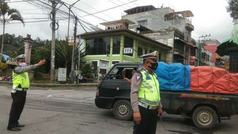 Longsor di Sembahe, Pengendara Dihimbau Via Jalur Karo-Langkat