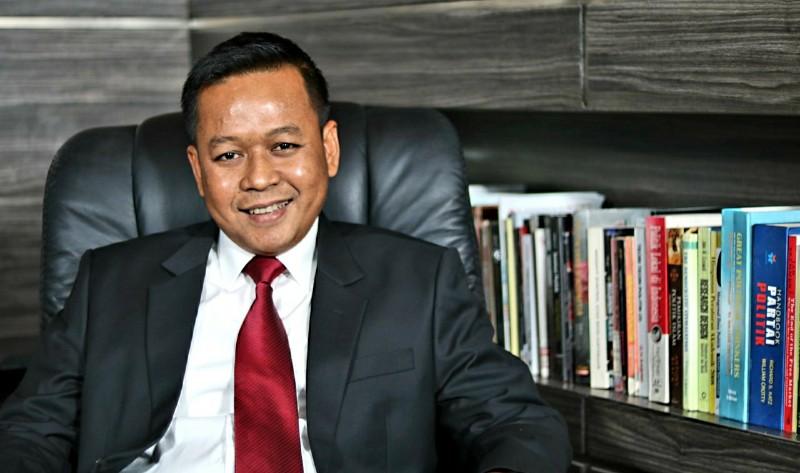Dr Muryanto Amin Terpilih jadi Rektor USU Periode 2021-2026