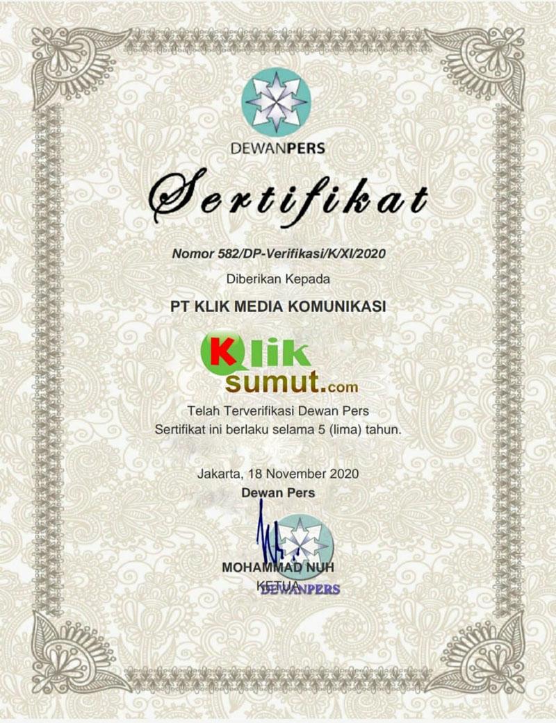 sertifikat kliksumut