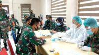 Rumkit Putri Hijau Medan Gelar Rapid Test di Hari ke Dua