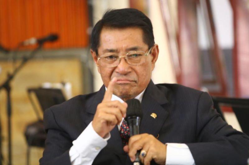 Tidak Pro Rakyat, Anggota DPD RI Pdt Willem TP Simarmata Minta Pemerintah Pikir Ulang Tentang Pajak Sekolah dan Sembako
