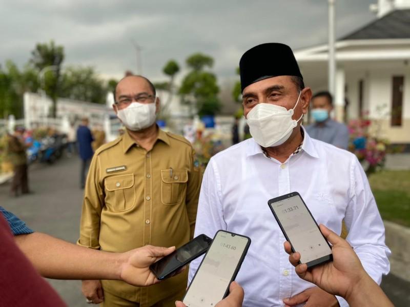 PKM kembali Diperpanjang, Gubernur Sumut Minta Kepala Daerah Aktifkan Posko Sampai ke Dusun
