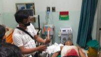 Dua Pelaku Penembakan Jurnalis Marsal Harahap Berhasil Diamankan Tim Gabungan Polda Sumut