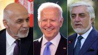 Presiden Biden Undang Pemimpin Afghanistan, Untuk Tarik Mundur Pasukan AS