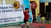Okto Fokus Latihan Menuju PON Sumut-Aceh