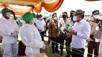 Gubernur Sumut Minta Masyarakat Wajib Pakai Masker