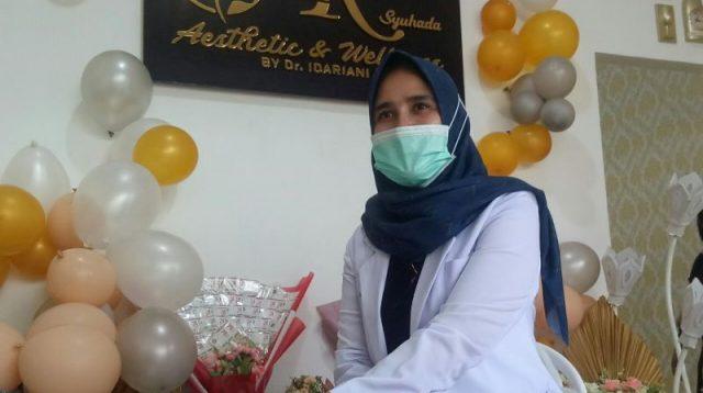 Rumah Kecantikan Ir Syuhada Aesthetic & Wellness hadir di Lhoksukon