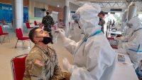 """330 Tentara AS Tiba di Palembang untuk Ikuti Latihan """"Garuda Shield"""""""