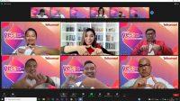 Hadirkan Program TYES Chapter 2, Telkomsel Siap Cetak Para Digipreneur Muda di Sumatera
