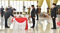 Gubernur Sumut Lantik Sembilan Pejabat Tinggi Pratama