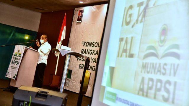 Dukung Munas IV APPSI di Karo, Edy Rahmayadi Harapkan Lahir Program yang Membantu Pemerintah