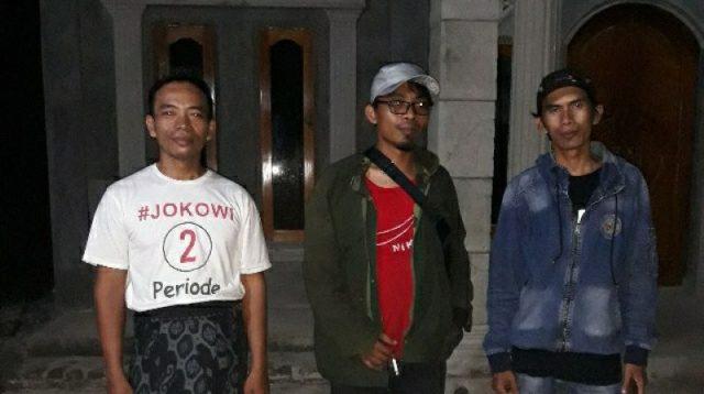 Pemuda Tani HKTI Kendal Mendapat Kunjungan Ketua Pemuda Tani HKTI Rembang