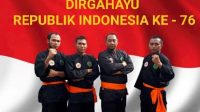 76 Tahun Indonesia, Transformasi Etos Gerak Gerik Pencak Silat Menjadi Etos Kerja Bangsa