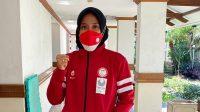 Putri Aulia Siap Berlaga Diajang Paralimpiade Tokyo