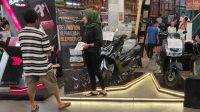 Scorpii Gelar Pameran Yamaha MAXI Series di Binjai dan Kisaran