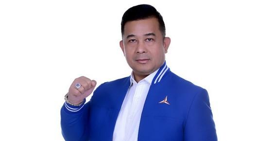 AHY Diminta Kader dan Pengurus Gantikan Plt Ketua DPD Partai Demokrat Sumut