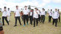 Dampingi Menko Marves di TSTH, Gubernur Sumut Dukung Pengembangan Tanaman Herbal di Sumut