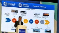 Go Global, Perwira Subholding Gas Pertamina Keynote Speaker Gastech 2021