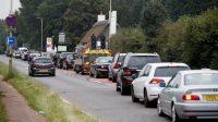 Kelangkaan BBM di Sangkal Pemerintah Inggris