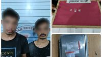 Kembali Dua Pemuda Aceh Utara Diringkus Polisi, Ini Kasusnya