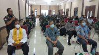 Kodim 0103/Aceh Utara Menggelar Kegiatan Pembinaan Kerukunan Umat Beragama