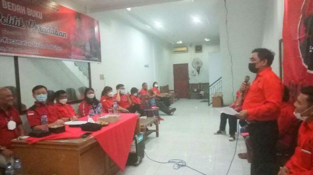 Konsolidasi Pemenangan Pemilu 2024 DPC Kota Medan dengan PAC Kecamatan Medan Labuhan Berkoordinasi