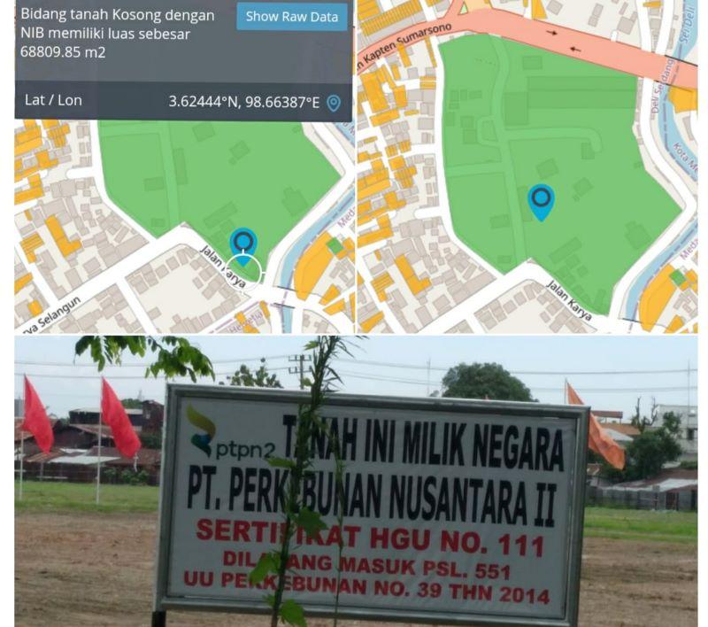 PT. Ciputra Jangan Hanya Kejar Target Penjualan, Lahan Citraland Helvetia Masih Dalam Sengketa