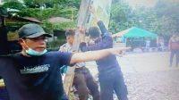 Lakukan Pembongkaran Paksa Bangunan Posko, Sekber Mempertahankan NKRI Laporkan Pengawas PTPN 2