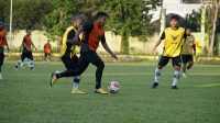 Pelatih PSMS Mulai Temukan Kerangka Tim