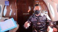 Terbang di Atas Laut Natuna Utara, Pangkoarmada I Memastikan 4 Kapal Perang RI
