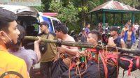 Tim SAR Gabungan Akhirnya Berhasil Temukan Mahasiswi yang Hanyut di Sungai Sei Berte