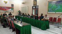 Tim Wasrik Current Audit Itdam IM Periksa Kodim 0103/Aceh Utara.