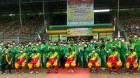 Wali Kota Medan Bangga Terhadap Atlet dan Pelatih Sebagai Duta PON Papua