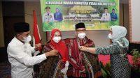 Gubernur Sumut Obati Kerinduan Warga Perantau Asal Sumut di Maluku Utara