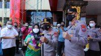 Penuh Rasa Bangga, Kapoldasu Sambut Atlet Wushu Borong 5 Emas PON Papua