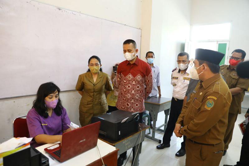 Penyebaran Covid-19 di Sumut Turun, Wagubsu Minta Masyarakat Jangan Lalai dan Teledor Patuhi Prokes